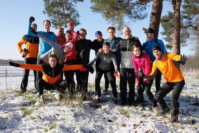 trainingsweekend groep 7